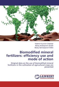 Biomodified mineral fertilizers: efficiency use and mode of acti