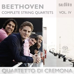 Complete String Quartets Vol.4