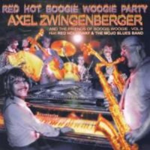 Friends Of Boogie Woogie Vol.9