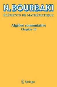 Algèbre commutative -10