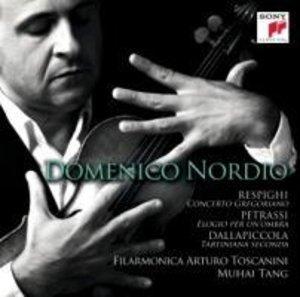 Respighi - Concerto Gregoriano - Dallapiccola - Petrassi: Works