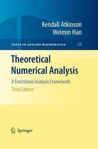 Theoretical Numerical Analysis