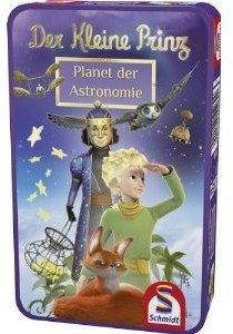 Schmidt Spiele 51269 - Der kleine Prinz: Planet der Astronomie,