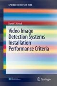 Video Image Detection Systems Installation Performance Criteria