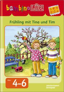 bambinoLÜK Frühling mit Tina und Tim