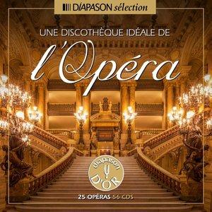 Die ideale Collection: Oper (25 Gesamtaufnahmen)