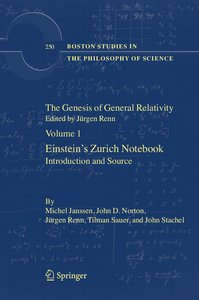 The Genesis of General Relativity Bd.1 - 4
