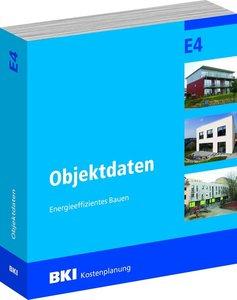 BKI Objektdaten Passivhäuser E4