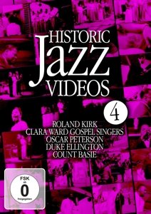 Historic Jazz Videos Vol.4