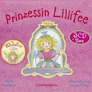 Prinzessin Lillifee (3 CDs). Jubiläumsbox