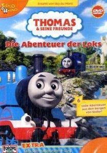 Thomas, die kleine Lokomotive - Die Abenteuer der Loks