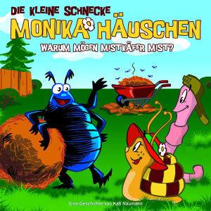 Die kleine Schnecke Monika Häuschen 06. Warum mögen Mistkäfer Mi