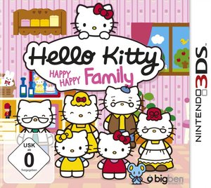 Hello Kitty - Happy Happy Family