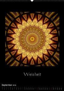 Mandalas - Spiegel der Seele (Wandkalender 2016 DIN A2 hoch)