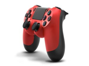 PlayStation 4 - Dualshock 4 Wireless Controller - Rot