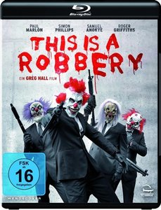 THIS IS A ROBBERY-Blu-ray Disc