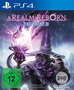 Final Fantasy XIV - A Realm Reborn (PS4)