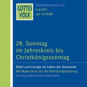 Gottes Volk LJ A8/2011 CD-ROM