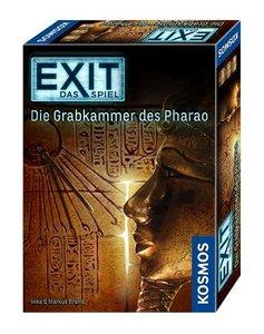 Die Grabkammer des Pharao