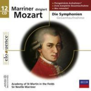 Marriner Dirigiert Mozart (Elo)