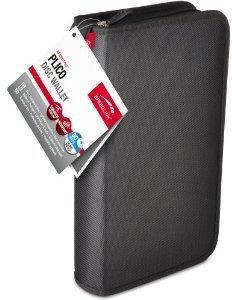 PLICO Wallet SL-6028-BK für 80 CDs/DVDs/BR Discs schwarz