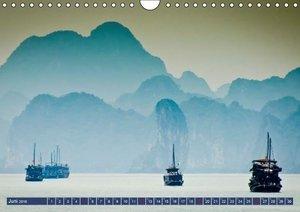 Erinnerungen an Asien (Wandkalender 2016 DIN A4 quer)