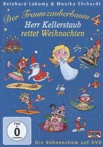 Der Traumzauberbaum 4: Herr Kellerstaub rettet Weihnachten