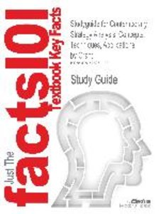 Studyguide for Contemporary Strategy Analysis