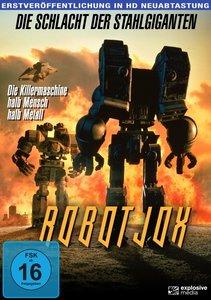 Robot Jox - Die Schlacht der Stahlgiganten