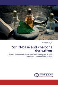 Schiff-base and chalcone derivatives