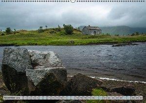 Sommer in Norwegen (Wandkalender 2016 DIN A2 quer)
