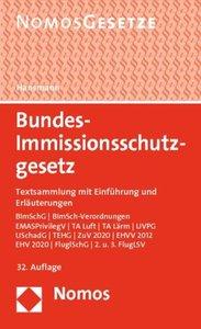 Hansmann, K: Bundes-Immissionsschutzgesetz