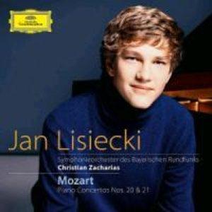 Mozart: Klavierkonzerte 20 & 21