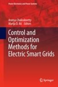 Control and Optimization Methods for Electric Smart Grids