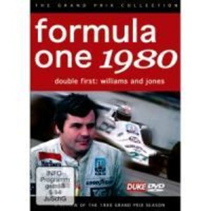 Formula one 1980 double first