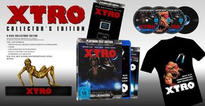 X-TRO - 5-Disc Special-Edition (2 BDs + 2 DVDs + CD) mit X-TRO-F