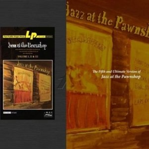Jazz At The Pawnshop 3LP 180g+DVD