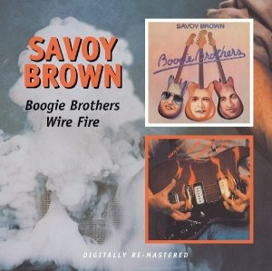 Boogie Brothers/Wire Fire
