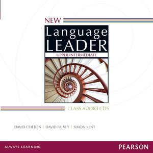 New Language Leader Upper Intermediate Class CD (3 CDs)