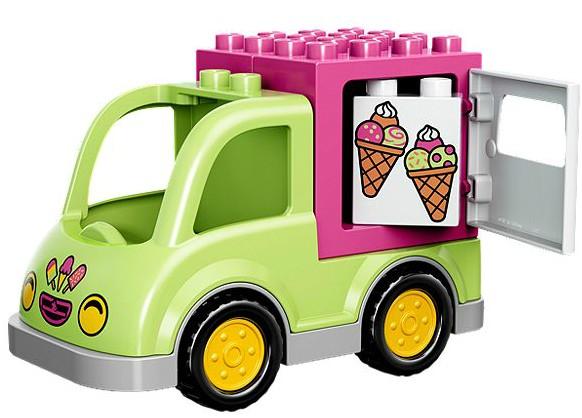 LEGO® DUPLO 10586 Eiswagen