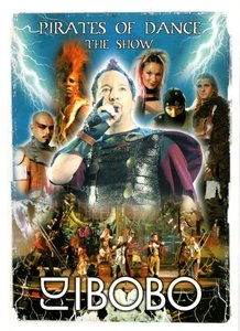 Pirates Of Dance-Show (DVD)