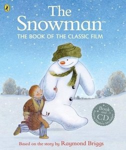 The Snowman: The Book of the Classic Film (Book & CD)