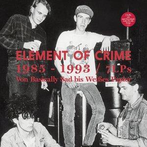 1985-1993 (7 LP-Boxset,Limitiert)