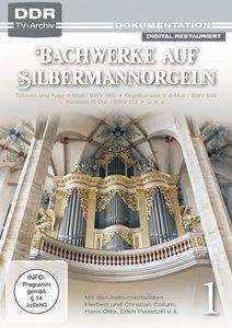 Bachwerke auf Silbermann-Orgeln,Vol.1