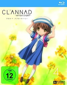 Clannad After Story Vol.4 (Vanilla) Blu-ray