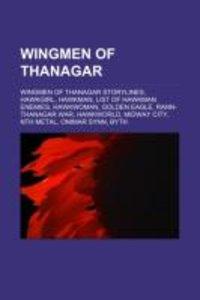 Wingmen of Thanagar