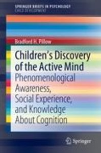 Children's Discovery of the Active Mind