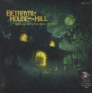Pegasus WOC26633 - Betrayal at House on the Hill