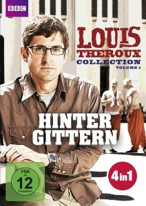 Louis Theroux Collection Bundle 1-4