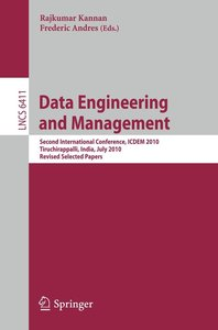 Data Engineering and Management